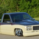 1990 GMC Sierra Lowered owned by Anthony Carri