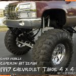 1997 Chevrolet Tahoe 4×4