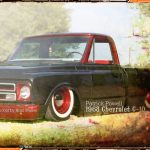1968 Chevrolet C-10 Lowered