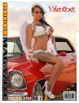 Gauge Magazine Issue - February 2015