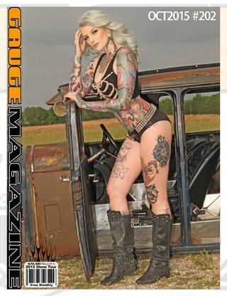 Gauge Magazine Issue - October 2015