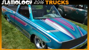 Slamology 2016 Trucks