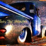 1953 Chevy Pickup on Air