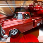 1957 Chevy Pick-up Lowered