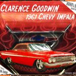 1961 Chevy Impala Bubbletop Custom