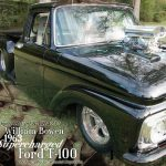 1963 Supercharged Ford F-100