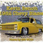 1982 Chevy Blazer Dropped