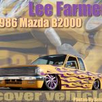 1986 Mazda B2000 Lowered