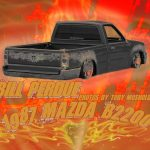 1987 Mazda B2200 Lowered