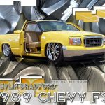 1989 Chevy FS Lowered