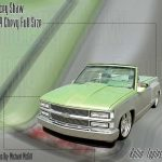 1989 Chevy Full Size Dropped