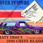 1990 Chevy Blazer Dropped