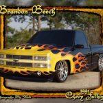 1991 Chevy Full Size Custom