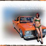 1991 Chevrolet S-10 Custom