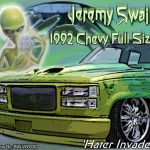 1992 Chevy Full Size Dropped