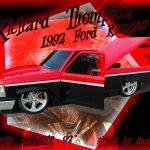 1992 Ford Ranger Lowered