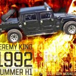 1992 Hummer H1 Lifted