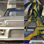1992 Toyota Pickup Dropped
