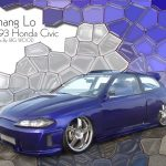 1993 Honda Civic Custom