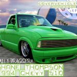 1994 Chevy S-10 Lowered