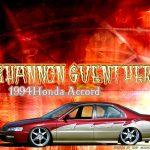 1994 Honda Accord Custom