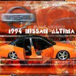 1994 Nissan Altima w Suicide Doors