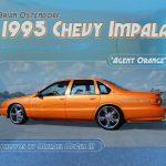 1995 Chevy Impala Custom