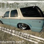 1995 Chevy S-10 Blazer