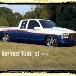 1995 GMC Truck Lowered