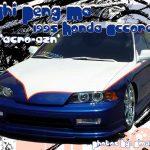 1995 Honda Accord on Air