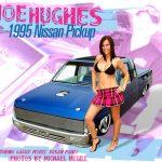 1995 Nissan Pickup Lowered