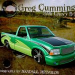 1996 Chevy S-10 Custom and Low