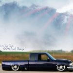 1996 Ford Ranger Lowered