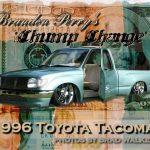1996 Toyota Tacoma Dropped