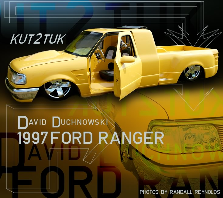1997 Ford Ranger Custom Gauge Magazine