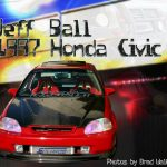 1997 Honda Civic on Air