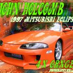 1997 Mitsubishi Eclipse Lowered