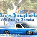 1998 Dodge Dakota Lowered