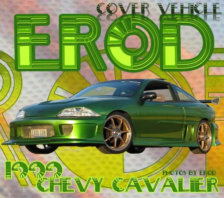 1999 Chevy Cavalier Customs