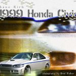 1999 Honda Civic Custom
