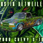 2000 Chevy S-10 Dropped