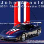 2001 Chevy Corvette C5R