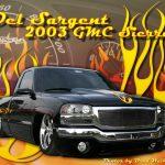 2003 GMC Sierra Lowered