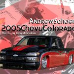 2005 Chevy Colorado Lowered