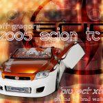2005 Scion TC Custom