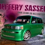 2006 Scion xB RG3 Edition