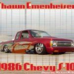 1986 Chevy S-10 Custom