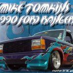 1990 Ford Ranger Dropped