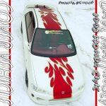 1993 Honda Civic Custom and Dropped