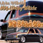 1995 Chevy Blazer Dropped